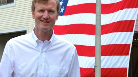U.S. Senate Candidate Scott Milne @ Firebase GOP